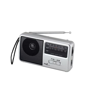 Sami Radio AM/FM a Pilas Horizontal Mediana RS-2965 - RS-2965_B00