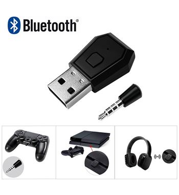 Adaptor Bluetooth Dongle PS4 c/Micro GM101 - GM101_B00