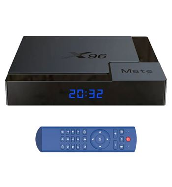 Android Tv Box X96 Mate 4+32gb - X96-4-32_B00