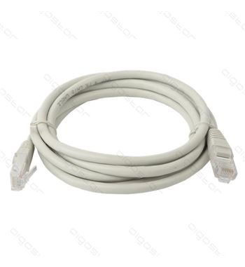 Aigostar Cable Red Rj-45 Cat 6 Utp M a M 1.8 mtr AG53 - AG53