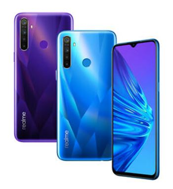 Realme 5 4+128 GB Telefono Movil RE01 - RE01
