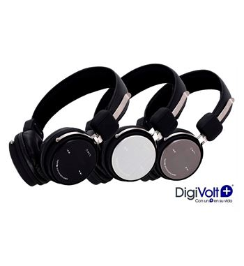 Digivolt Auricular Casco Bluetooth C/Micro HP-654 - HP-654