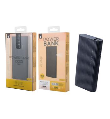 One Plus Power bank 13000 mAh 2 Usb Linterna 2200132 - 2200132