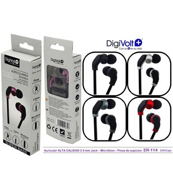 Digivolt Auricular Movil C/Micro ER-114 - ER-114