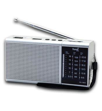 Sami Radio Slim Usb /Sd Recargable/Pilas RS-11804 - RS-11804