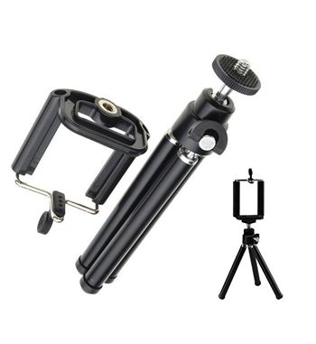 Tripod Metal para Movil o Camera Extinsible LS572 - LS572