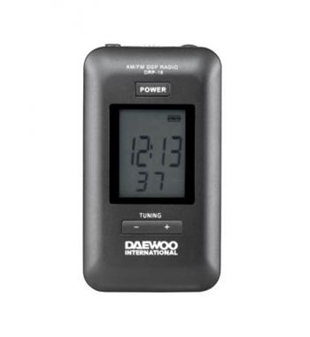 Daewoo Radio Digital Am/Fm DRP-18 - DRP-18