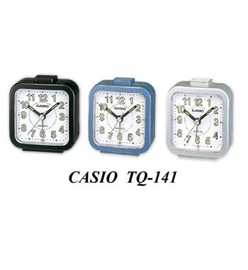 Casio Despertador Analog TQ-141 - TQ-141
