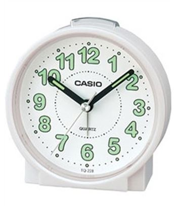 Casio Despertador Analog TQ-228 - TQ-228