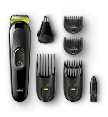 Braun Barbero Recargable Kit Multfuncion MGK-3221 - MGK-3221