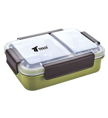 Thulos Fiambrera 750ml. Bandeja interior de acero inoxidable TH-LB75 - TH-LB75
