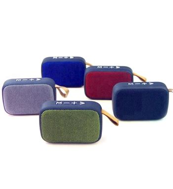 Rams Altavoz mini Bluetooth Usb Sd RS-GO2 - RS-GO2_B