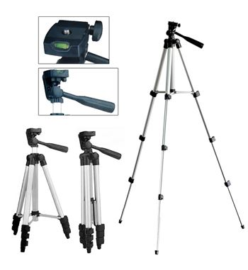 Pritech Tripod Metal para Movil o Camera PBP-304 - PBP-304