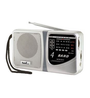 Sami Radio Am/Fm horz Mediano RS-2938 - RS-2938