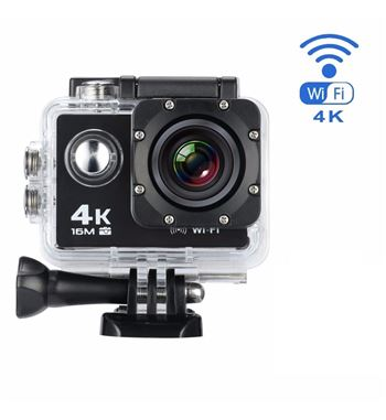 Camera Deportiva 4K HD Sports Wifi 16m QTQ58 - PRO-CAM12