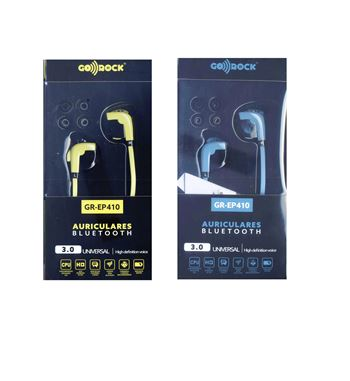 Gorock Auricular Bluetooth para Movil GR-EP410 - GR-EP410