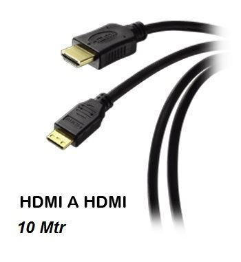 Cable Hdmi M a Hdmi M 10mt 19pin V 1.4 WIR834/925 - HDMI10M