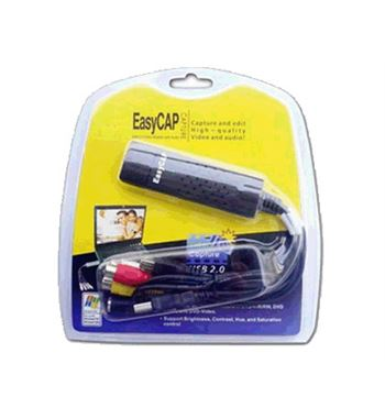 Capturadora de Video y Audio WF078 / WF009 - IT-VC01