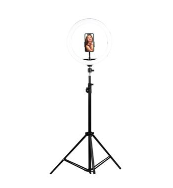 "Digivolt Anillo Led Regulable para Selfie 30cm 12"" AL-4464 - AL-4464_B00"