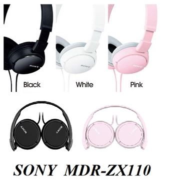 Sony Auricular Stereo Casco MDR-ZX110 - MDR-ZX110