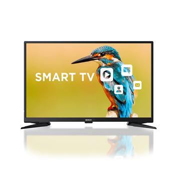 "Sogo Tv 32"" Led Hd Usb Smart Tv Dvb T2 SS-3260 - SS-3255"