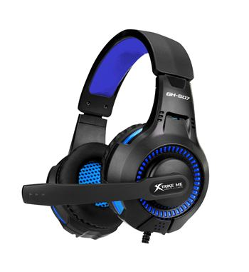 Auricular Gaming C/Micro para Mobile/Ps4/Pc GH-507 - GH-507_B00
